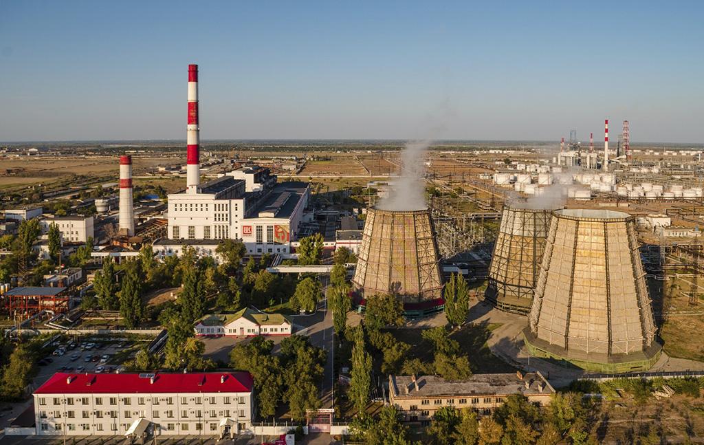Волгоградская ТЭЦ-2