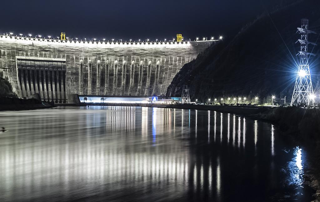 МГУ Саяно-Шушенской ГЭС